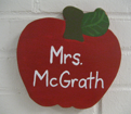 Mrs. McGrath name apple