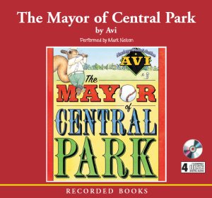 right click and Save Link As to download The Mayor of Central Park excerpt
